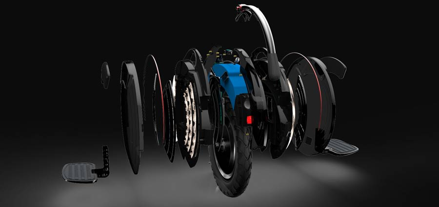 Advanced Insights: InMotion V10 Electric Unicycle – EUCO