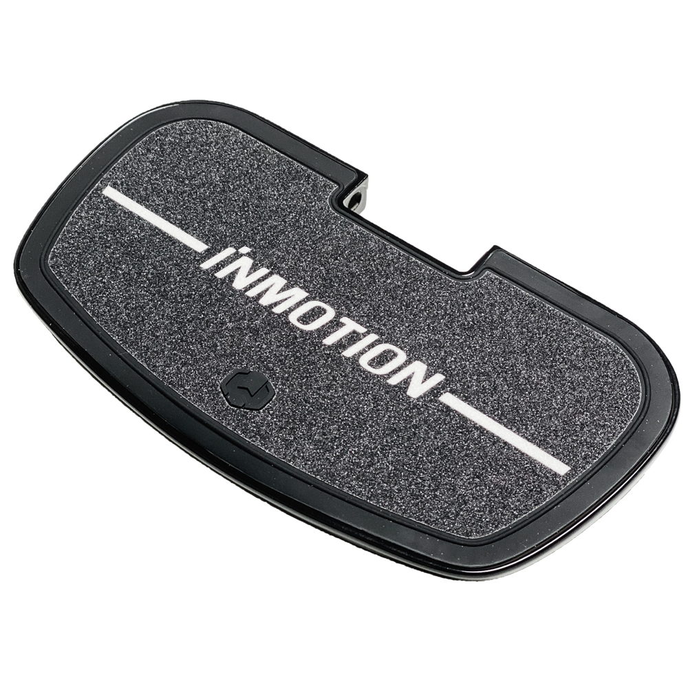 InMotion V10 New Pedals With Grip Tape
