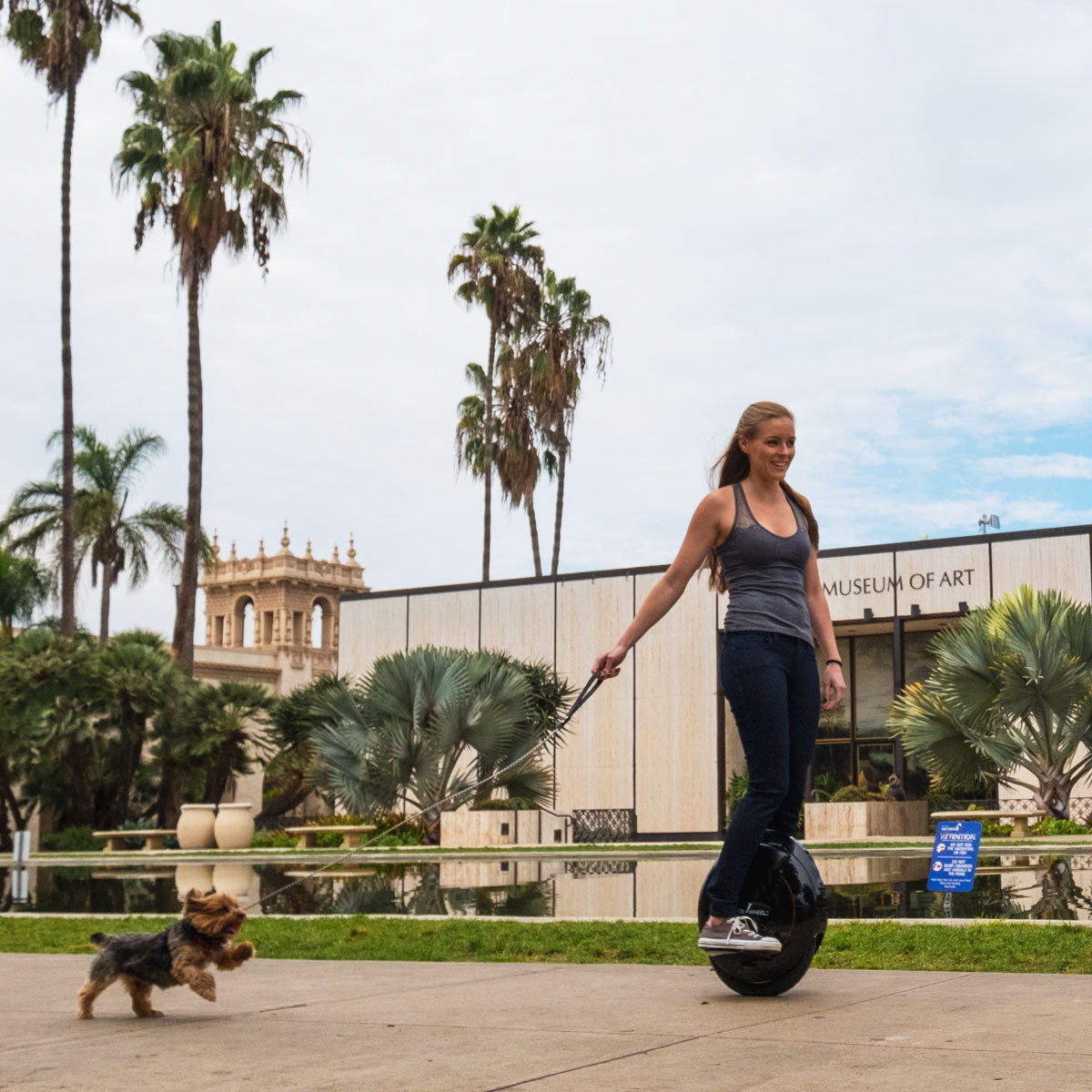 InMotion V5F Electric Unicycle - Official Sales & Support — INMOTION USA