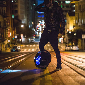 InMotion V8, V8F Electric Unicycle (previously known as Solowheel Glide 3)