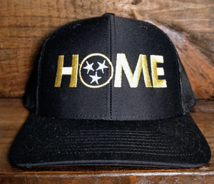 Home Hats - Gold