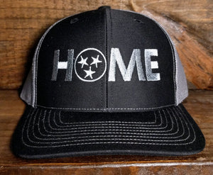 Home Hats - Silver