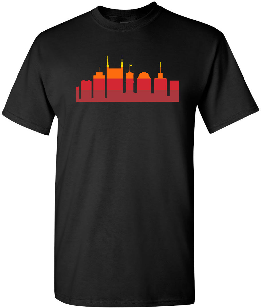 Nashville Colorscape Tee