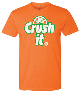 Crush It - Vintage Tees (Orange, Strawberry, Grape)