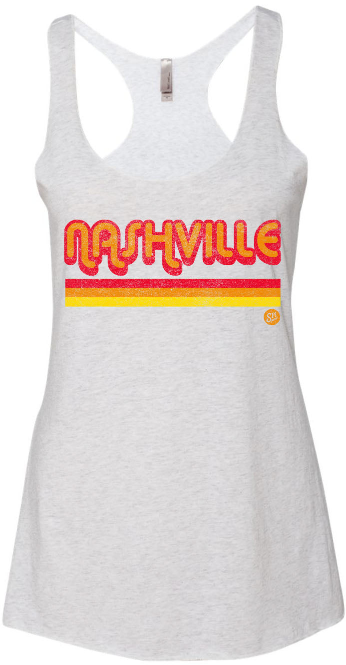 Nashville TriBlend Tanks