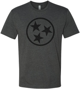 Charcoal TriStar Tee