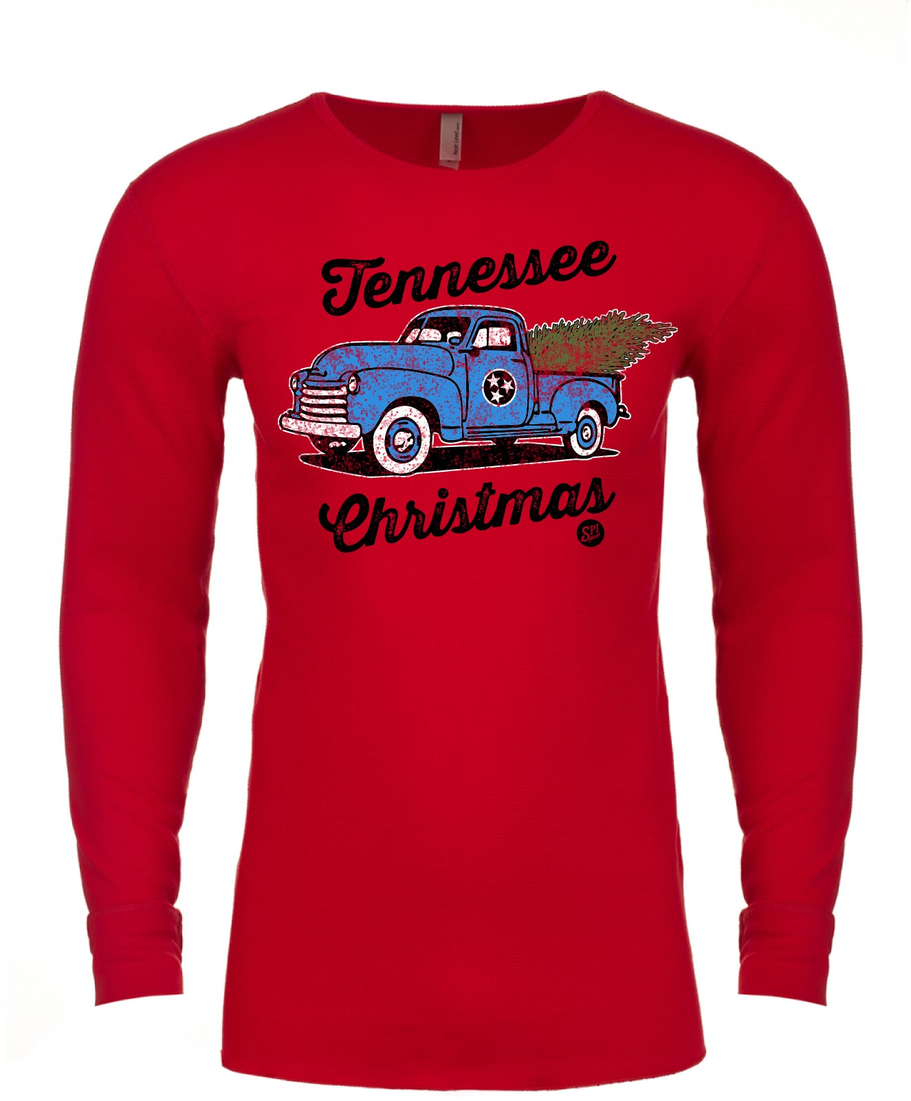 Tennessee Christmas Thermal Long Sleeve