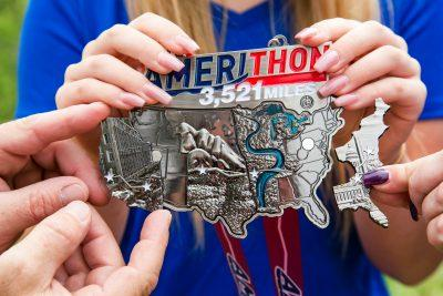 Inside the Amerithon Challenge: A Q&A with participants Deborah Lea-Powers and Jim Powers