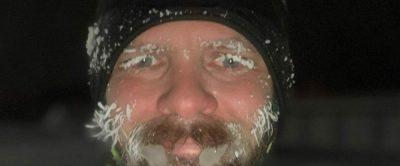 "Face Of Run The Edge: David Waldorf - ""King of the Frostbeards"""