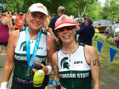 Faces of Run The Edge: Marilyn Seiber