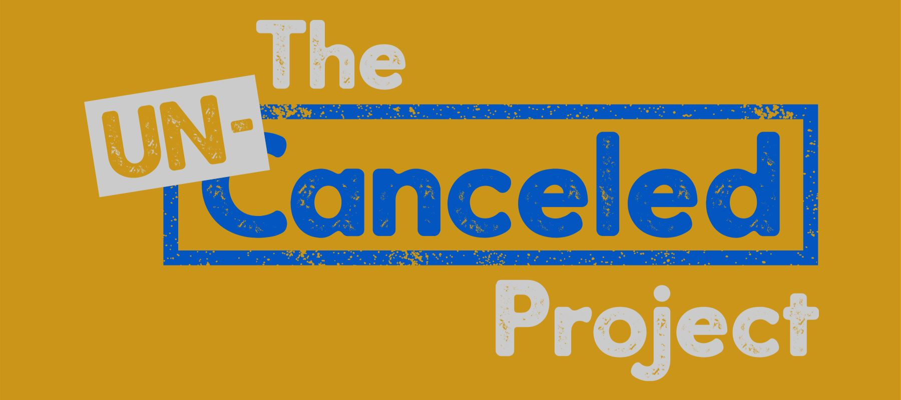 Un-Canceled Project Week 6: Commitment Un-Canceled