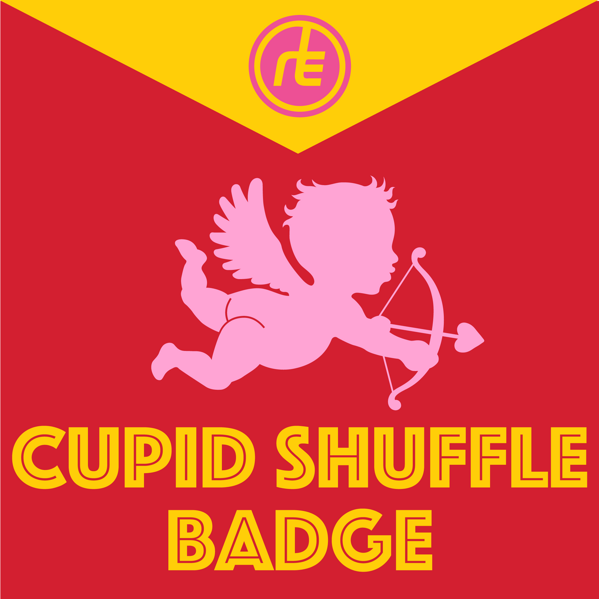 2020 Cupid Streaker Challenge: (Registration PLUS Dog Tag)