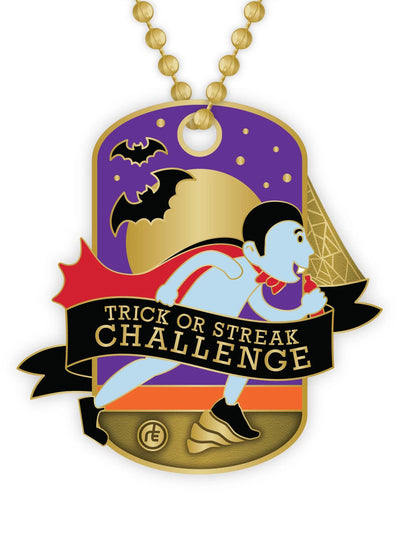 2020 Trick or Streak Challenge: Deluxe Registration Registrations Run The Edge