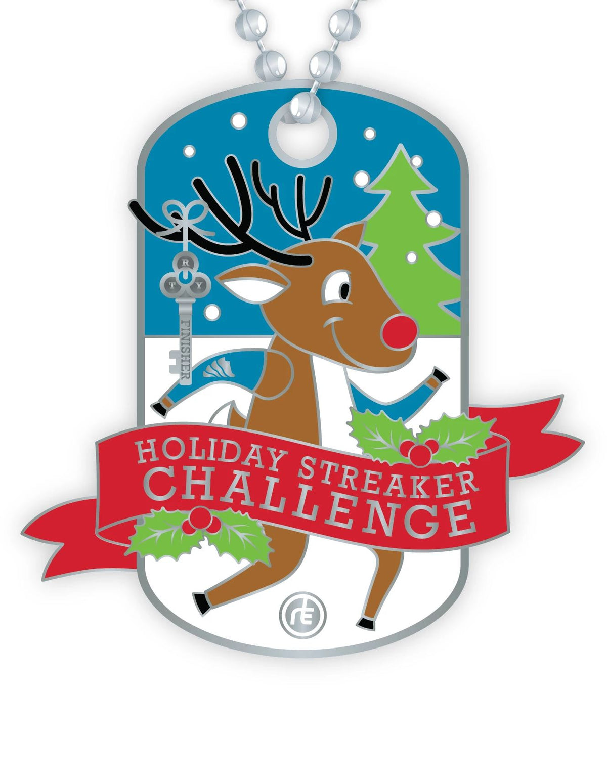 2020 Holiday Streaker Challenge: Deluxe Registration Registrations Run The Edge