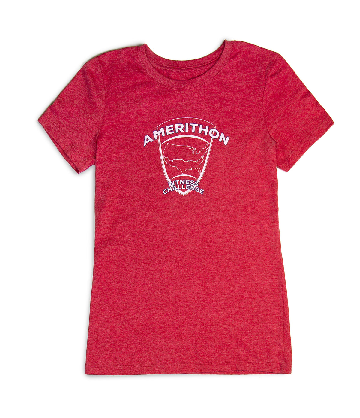 Amerithon Challenge Tri-Blend Shirt Shirts Run The Edge