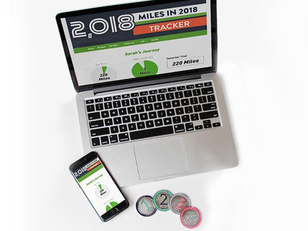Run The Year 2018: Basic Registration