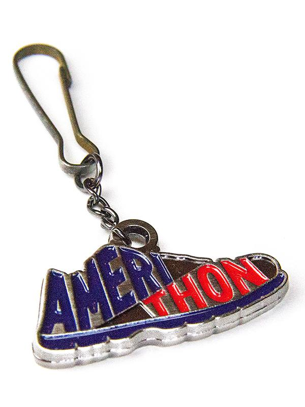 Amerithon Challenge Finisher Shoe Medals Run The Edge
