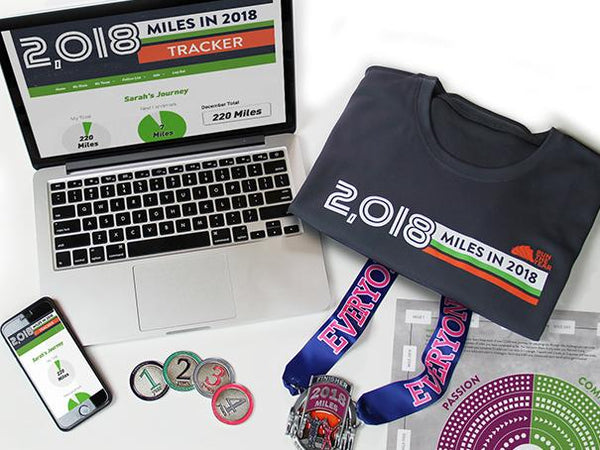 Run The Year 2018: Get It All Registration
