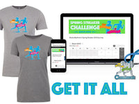 2019 Spring Streaker Challenge: Get It All Registration