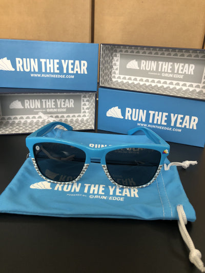 "Run The Year ""Split Kickers"" Sunglasses Accessories Run The Edge Store"