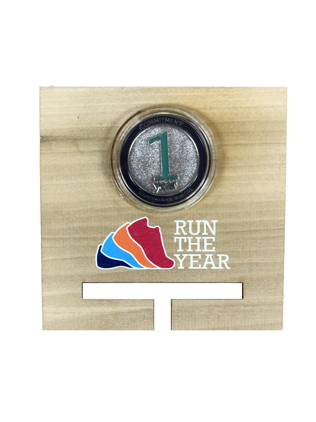 Run The Year Medal Hanger Accessories Run The Edge Store