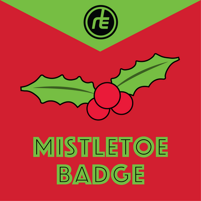 2020 Holiday Streaker Challenge: (Registration PLUS Dog Tag)