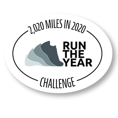 Run The Year 2020: Deluxe Registration