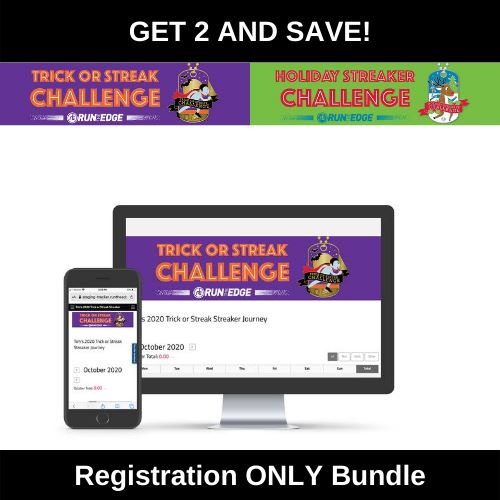 2020 Streaker 2 Pack Basic Bundle (Registration ONLY) Registrations Run The Edge Store