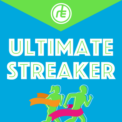 2020 Spring Streaker Challenge: (Registration Only)