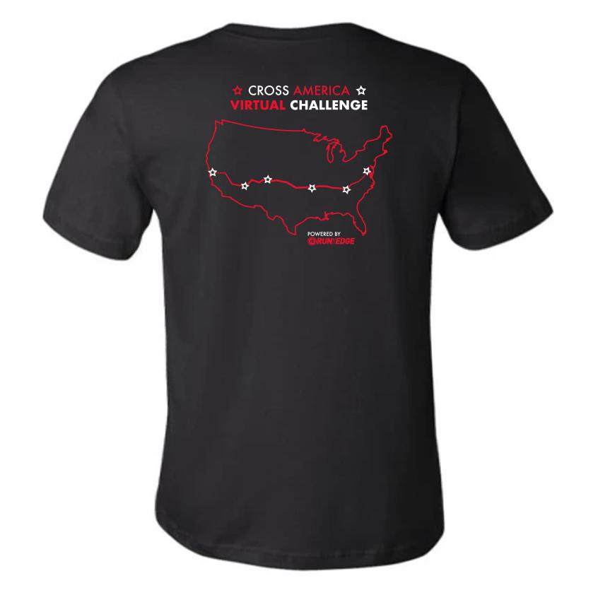 Amerithon Tri-Blend Shirt Shirts Run The Edge Store
