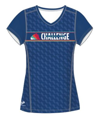 Run The Year 2019 Sublimated Short Sleeve Tech-T Shirts Run The Edge