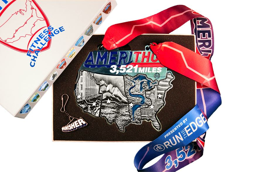 Amerithon Keepsake Box Accessories Run The Edge