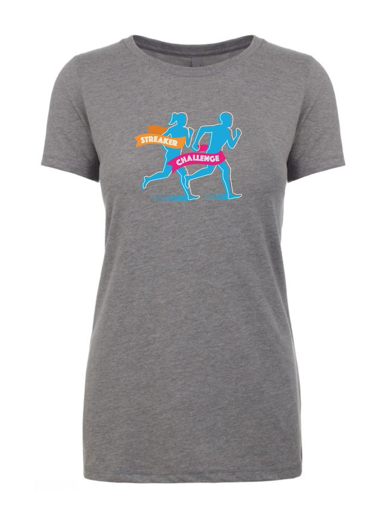Spring Streaker Challenge Poly-Blend Shirt Shirts Run The Edge