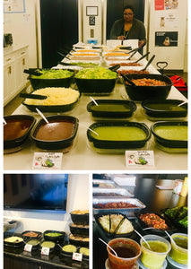 Chicken & Steak Taco Buffet
