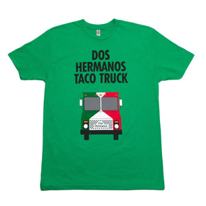 Dos Hermanos Taco Truck T-shirt