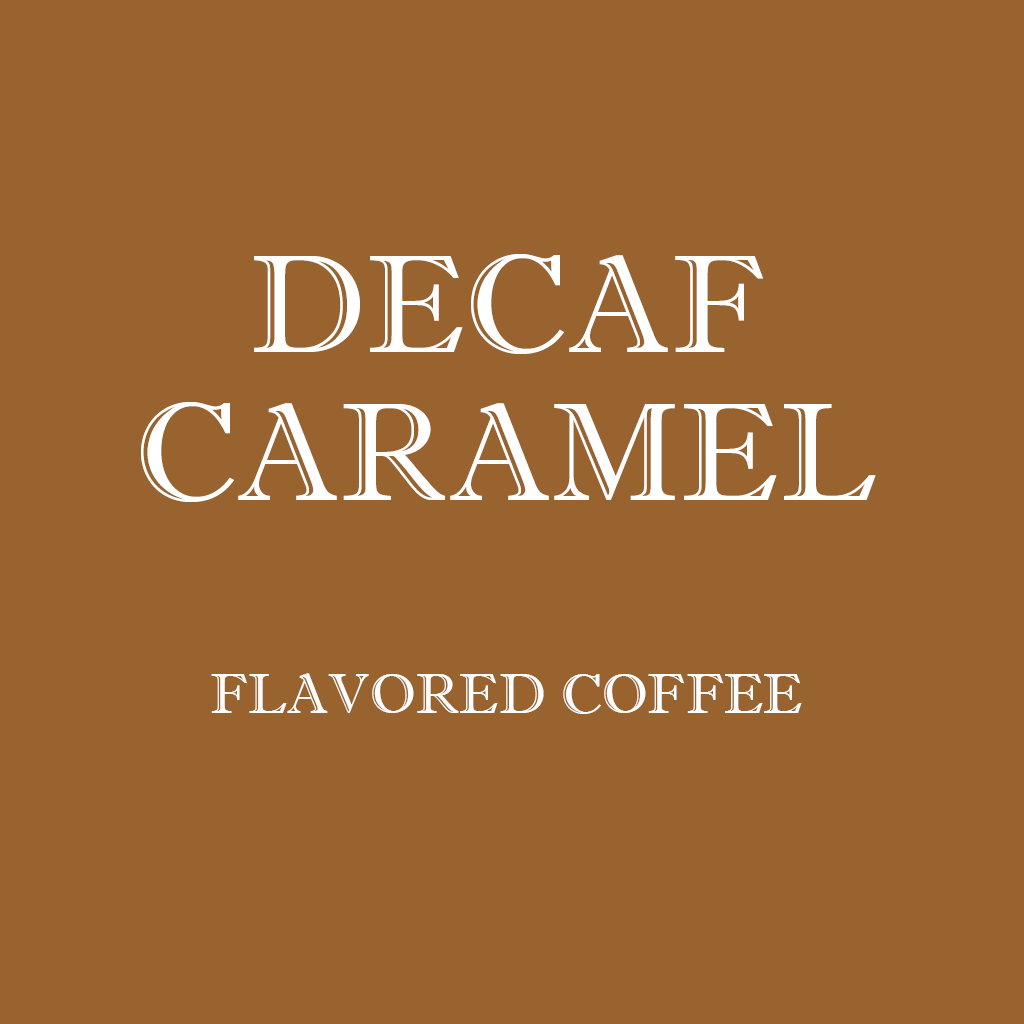 DECAF CARAMEL - Wholesale