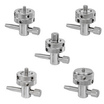 AC1047 Series Eye End Adapters for Load Cells and Test Stand Base