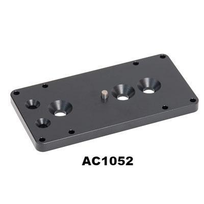 AC1052, AC1058<br> Force Gauge Mounting Plate Kit<br> Mark-10, Accessories