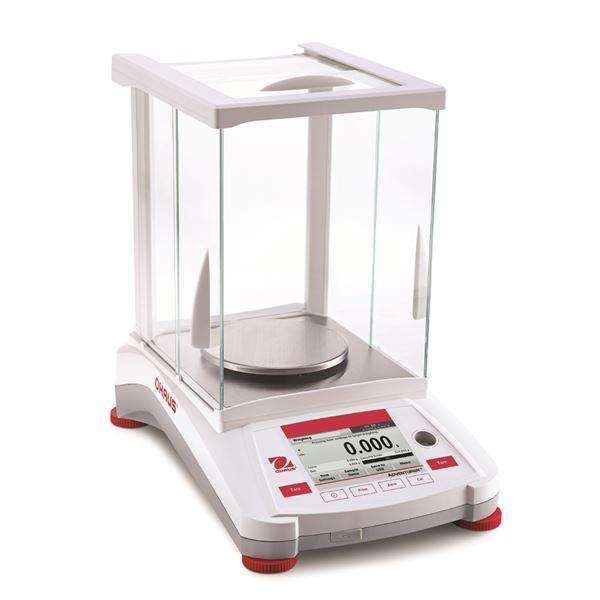 AX223/E Adventurer<br> Weighing Balance<br> Capacity: 220 g<br> Readability: 1 mg<br> Ohaus