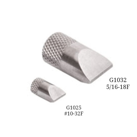 G1025 and G1032<br> Chisel Point Attachment<br> Mark-10