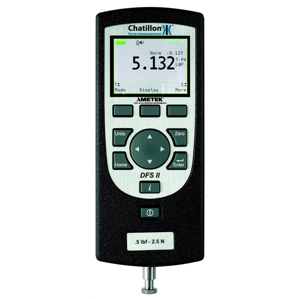 DFS2 (DFS-II)<br> Digital Force Gauge