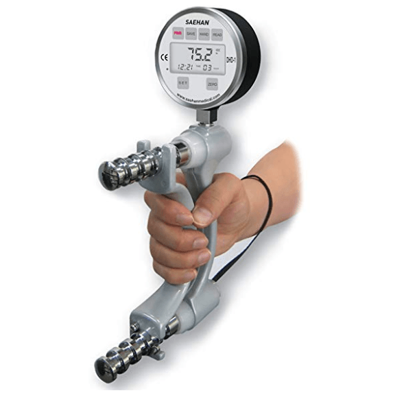 DHD-1<br> Digital Hand Dynamometer<br> B&L Engineering