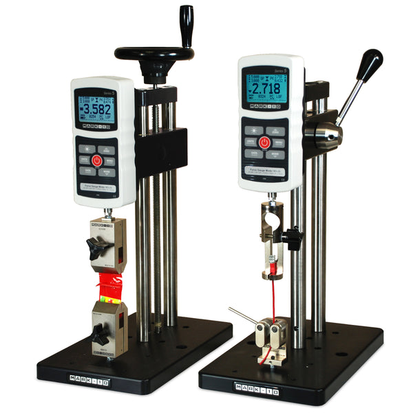 ES10 and ES20, 100 lbF Manual Test Stands