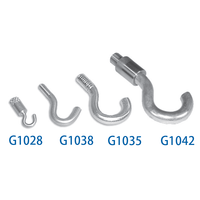 G1028, G1038, G1035, G1042<br> Hook Attachments<br> Mark-10