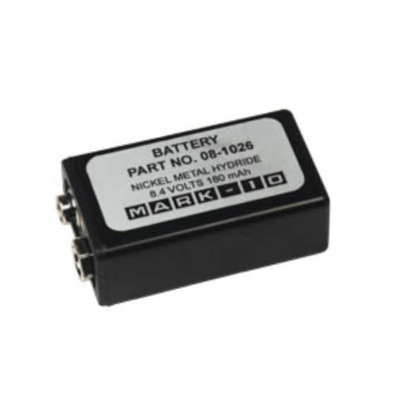 08-1026<br> Rechargeable Battery<br> Mark-10, Accessories