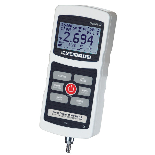 Series 5 (M5)<br> Digital Force Gauge