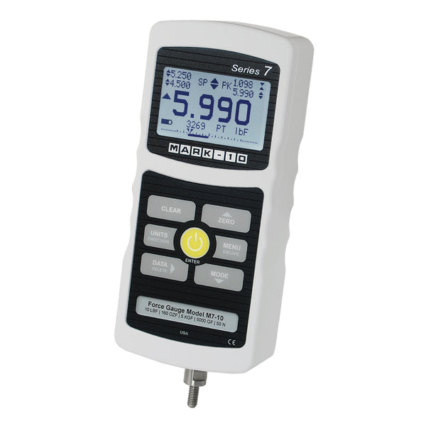 Series 7 (M7)<br> Digital Force Gauge