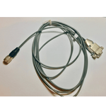 NC000850-1/-2<br> Hirose cable, force gauge to RS232<br> Chatillon