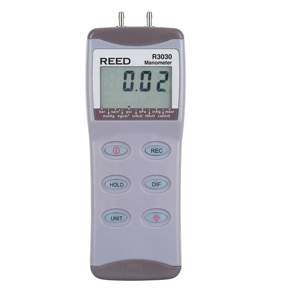 R3030<br> Digital Manometer