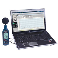 R8080 Data Logging Sound Level Meter with Bargraph